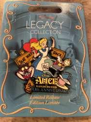 Alice in Wonderland - 70th Anniversary