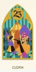 The Hunchback of Notre Dame 25th Anniversary - WDI - Clopin