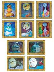 Haunted Mansion Holiday Mystery Set