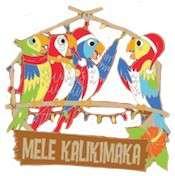 Tiki Birds
