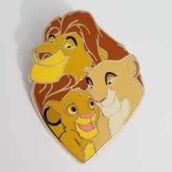Mufasa, Sarabi, and Simba