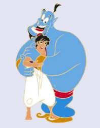 Aladdin Hugs