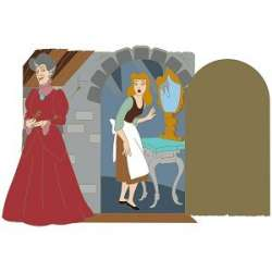 Cinderella and Stepmother Annual Passholder Exclusive