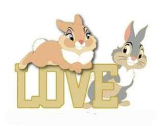 Thumper & Miss Bunny