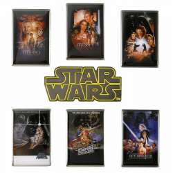 Star Wars Saga Poster Set #1