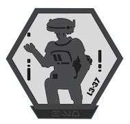 Droid Badge L3-37