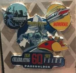 Matterhorn, Monorail & Submarine Voyage