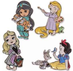 Animators Collection Mystery Pin Series 2
