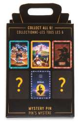 Disney Movie Poster Mystery Pin Collection