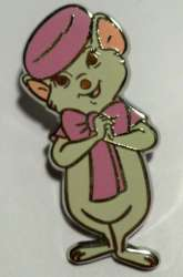 Bianca from The Rescuers 2 Pin Set