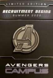 Avengers Recruitment Begins Summer 2020