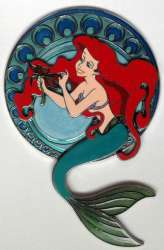 DLR - Featured Artist Collection 2006 - Ariel - Grotto Reflections