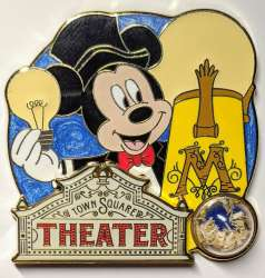 Town Square Theater Mickey Mouse