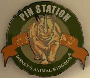 Animal Kingdom Pin Trading Event