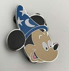 Sorcerer Mickey Mouse Head