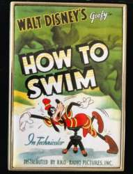 Goofy How To Swim