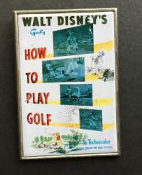 Goofy How to Play Golf