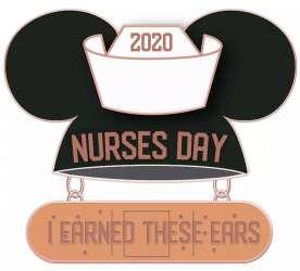 Mickey Ears - I Earned These Ears