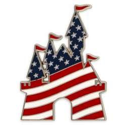 Fantasyland Castle Americana