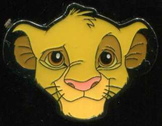 Loungefly - The Lion King Set - Young Simba ONLY