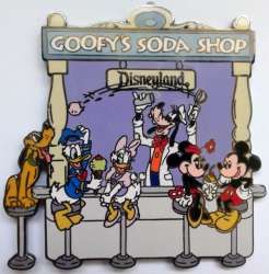 Goofy's Soda Shop