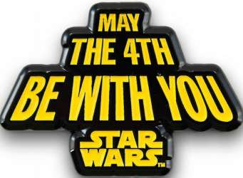 Star Wars - Logo - May the 4th Be With You