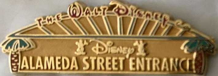 Alameda Street Entrance