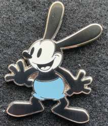 Oswald Surprised