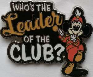 Who's the Leader of the Club?