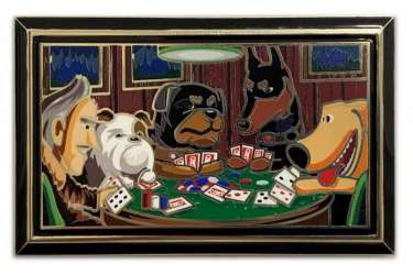 Hold 'Em UP - Charles Muntz, Dug, Alpha, Beta and Gamma