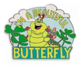 Heimlich as Butterfly