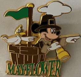 Mickey Mayflower