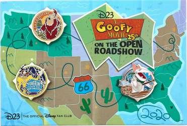 A Goofy Movie 25th Anniversary Set