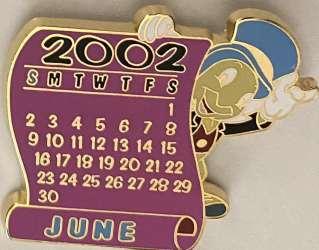June - Jiminy Cricket