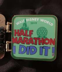 Donald - Half Marathon - 13.1 Miles - I Did It!