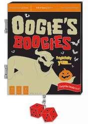 Oogie Boogie – The Nightmare Before Christmas