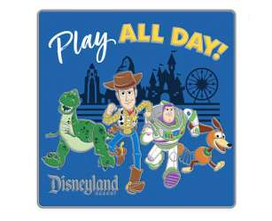 DLR - Play All Day - Toy Story