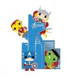 Loungefly - Manhattan Skyscraper - Marvel Avengers