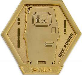 Droid Badge GNK Power