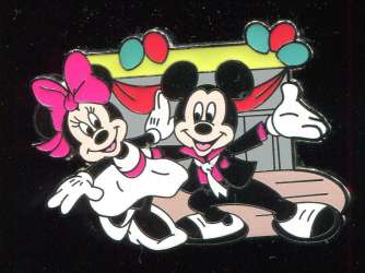 Mickey and Minnie ONLY