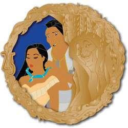 Pocahontas & Chief Powhatan