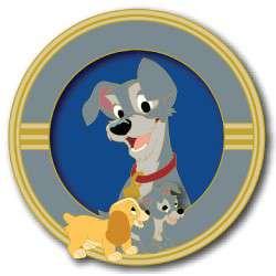 Tramp & Pups
