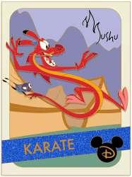 Karate – Mushu