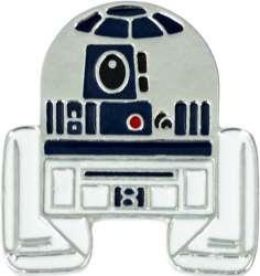 Plush Pin - R2-D2