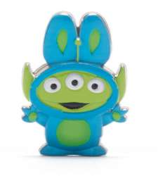 Little Green Man as Bunny