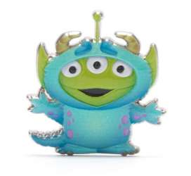 Little Green Man as Sulley