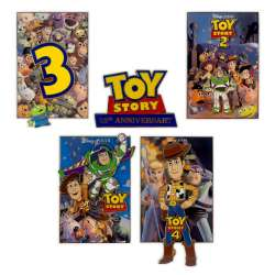 Toy Story 25th Anniversary Set