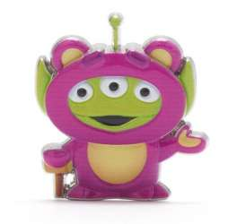 Little Green Man as Lotso