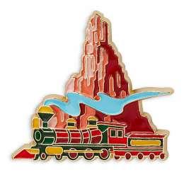 Big Thunder Mountain Railroad Train