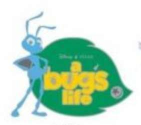 2020 Hidden Disney Series 1 - Pixar: A Bug's Life